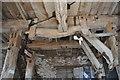 SK8519 : Wymondham Windmill - Meal Floor by Ashley Dace