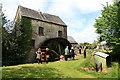 SO3227 : Clodock Mill by Chris Allen