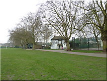 TQ2575 : Putney Bridge to Parsons Green and back via Hurlingham (152) by Basher Eyre
