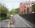 SO2702 : Southern entrance to Pontnewynydd Primary School by Jaggery