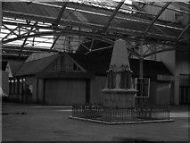 J3475 : Interior York Road railway station by The Carlisle Kid