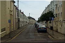 TQ3005 : Clifton Street, Brighton, Sussex by Peter Trimming