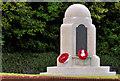 J2765 : Hilden war memorial by Albert Bridge