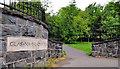 J3480 : Glas-na-Bradan Glen, Newtownabbey (1) by Albert Bridge