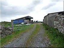 M2273 : Farm buildings at Kilskeagh by Oliver Dixon