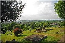 TQ6889 : St Nicholas Churchyard by Glyn Baker