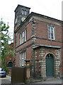 SK3825 : Wesley Hall (2) by Alan Murray-Rust