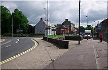 J1586 : Church Street, Antrim by Rossographer