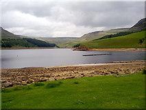 SE0103 : Dove Stone Reservoir by Steven Haslington