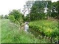 SP0238 : Downstream on the Isbourne by Liz Stone