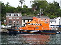 SX1251 : Fowey lifeboat by Rod Allday
