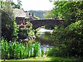NY3307 : Church Bridge over the River Rothay by Rose and Trev Clough
