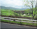 SD6196 : Lowgill viaduct across the West Coast main line by John Firth