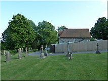 SU5707 : Wickham Road Cemetery (4) by Basher Eyre