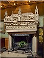 ST5071 : Fireplace, Tyntesfield House by Derek Harper