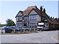 TM3555 : Green Man Public House, Tunstall by Adrian Cable