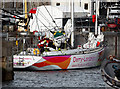 J5082 : 'Derry-Londonderry' at Bangor by Rossographer