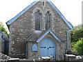 SW8970 : Methodist church, Rumford by Alex McGregor
