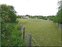 TR3354 : Limekiln Cottages by John Baker