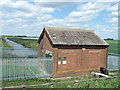 TL3387 : Betty's Nose Pumping Station, Benwick Mere by Richard Humphrey