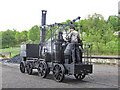 NZ2254 : Puffing Billy emerges by Pauline E