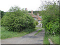 NZ2254 : Workers' cottages, Beamish by Pauline E