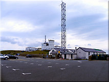 SH7683 : Summit Complex and Visitor Centre, Great Orme Country Park by David Dixon