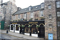 NT2573 : Greyfriars Bobby's Bar by N Chadwick