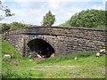 SD6120 : Bridge over dismantled railway near Logwood Farm by Raymond Knapman