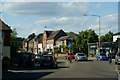 TQ2953 : High Street, Merstham, Surrey by Peter Trimming