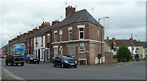 SK4976 : Junction of Barlborough Road and Rotherham Road by Andrew Hill