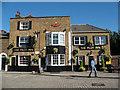 TQ3979 : The Pilot Inn, Greenwich Peninsula by Stephen Craven