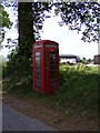 TG0626 : Guestwick Telephone Box by Adrian Cable