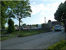 SU5707 : Wickham Road Cemetery (8) by Basher Eyre