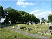 SU5707 : Wickham Road Cemetery (17) by Basher Eyre