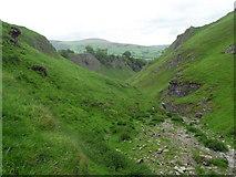 SK1482 : Cave Dale by marplerambler