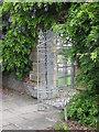 SE7169 : Elegant wrought iron gate, Castle Howard by Pauline E