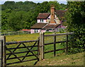 TQ2654 : April Cottage, Mugswell, Surrey by Peter Trimming