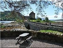 NG8825 : Eilean Donan Castle by Robin Drayton
