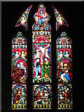 NZ3404 : Stained glass window, St Eloy's Church by Maigheach-gheal