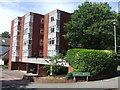 TQ3969 : Flats on Madeira Avenue, Bromley by Malc McDonald