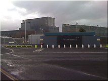 NS1851 : Hunterston B Nuclear Power Station by Darrin Antrobus