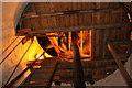TF1443 : Heckington Windmill - Cap by Ashley Dace