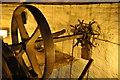 TF1443 : Heckington Windmill - Sack Hoist by Ashley Dace
