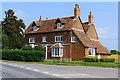 SP7026 : Manor Farm House, Steeple Claydon by Cameraman