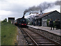 R3349 : Steam train at Askeaton by The Carlisle Kid