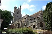 TQ8833 : St Mildred's Church, Tenterden by Julian P Guffogg