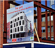 J3474 : Ann Street/Victoria Street development site, Belfast (18) by Albert Bridge