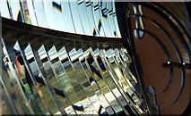 NJ9967 : Kinnaird Head Lighthouse Fresnel Lens by Peter Watt