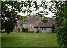 SZ0095 : Broadstone Parish Church by Mike Faherty